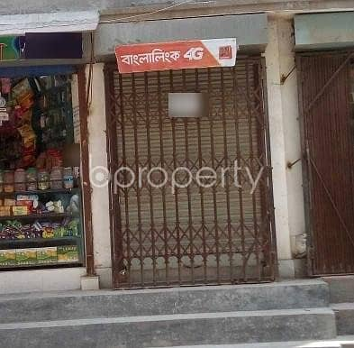 Shop for Rent in Rampura, Dhaka - Well Organised Commercial Shop Of 400 Sq Ft Is Vacant For Rent In Bou Bazar, East Rampura.