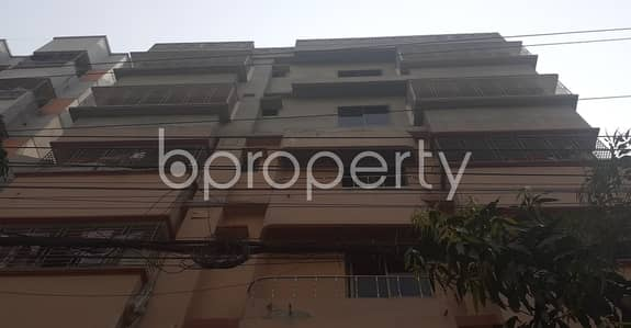 A Reasonable 1350 Sq. Ft And 3 Bedroom Flat Is Available For Rent In Bashundhara R-a