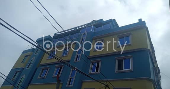 1 Bedroom Flat for Rent in Patenga, Chattogram - 500 Sq Ft Convenient Apartment For Rent In Hossain Ahmed Para, Patenga