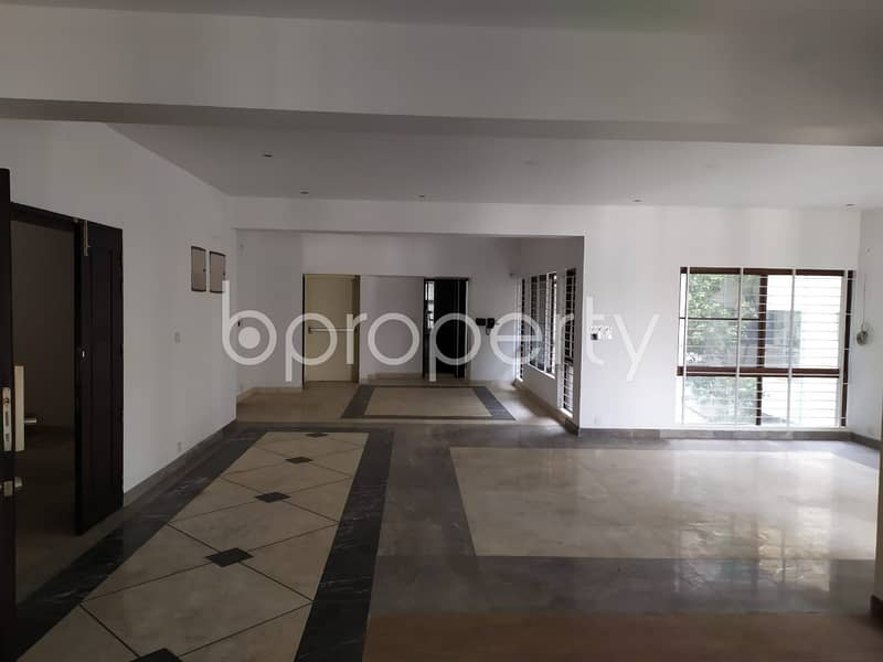 An Apartment Which Is Up For Sale At Baridhara Near To Jamia Madania Baridhara Mosque