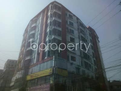 3 Bedroom Apartment for Rent in Hawapara, Sylhet - An Apartment Is Up For Rent At Hawapara, Near The Aided High School