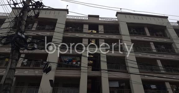 3 Bedroom Apartment for Sale in Lalmatia, Dhaka - Choose your destination, 1646 SQ FT flat which is available for sale in Lalmatia