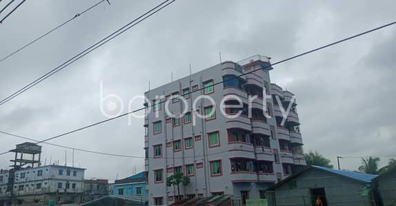 2 Bedroom Apartment for Rent in Patenga, Chattogram - This 1000 Square Feet Apartment Ready To Rent Patenga Close To Hajrat Abdul Kader Jilani Jame Mosjid.
