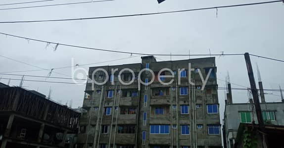 1 Bedroom Apartment for Rent in Patenga, Chattogram - A Reasonable 500 Sq. Ft And 1 Bedroom Flat Is Available For Rent In Khejur Tola, Patenga .