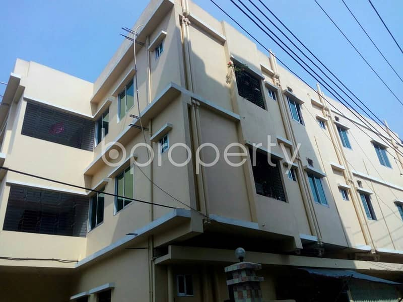 See This Apartment Up For Rent In Hathazari Near Aman Bazar