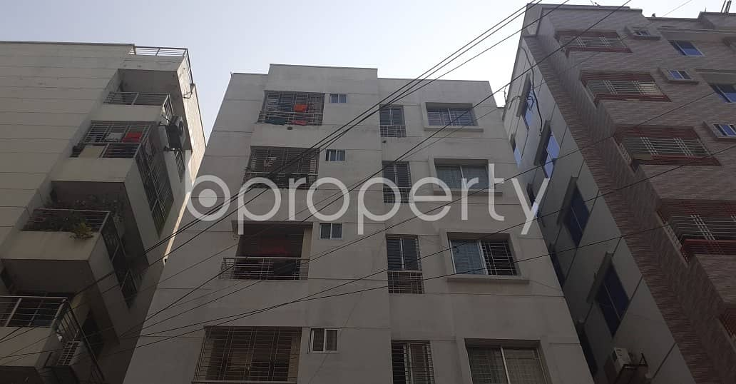 Visit This Apartment For Sale In Uttara Near Uttara Hope Hospital & Diagnostic (Pvt) Ltd.