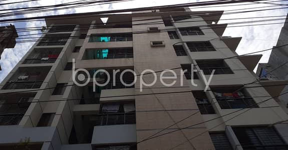 3 Bedroom Apartment for Sale in Kathalbagan, Dhaka - Exquisite Flat Of 1530 Sq Ft Is Ready For Sale In Crescent Road Nearby Green Life Medical College And Hospital
