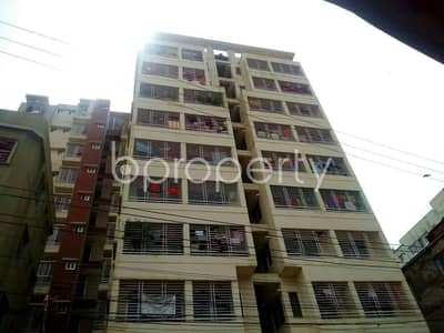 Own this prominent 1900 SQ FT residential apartment waiting to get sold at Nasirabad nearby Uttara Bank Limited