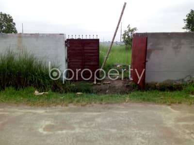 Plot for Sale in Bashundhara R-A, Dhaka - In The Location Of Bashundhara R-a, A Plot Is For Sale Near Bashundhara Group, Head Quter 2