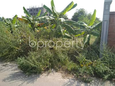 Plot for Sale in Purbachal, Dhaka - In The Location Of Purbachal, Close To Uttara University, A Plot Is Up For Sale
