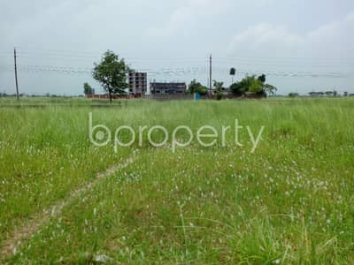 Plot for Sale in Bashundhara R-A, Dhaka - A Plot For Sale Is In Bashundhara R-a Close To Bashundhara Group, Headquarters 2