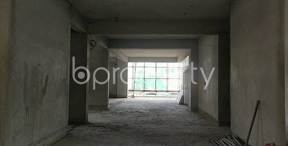 A Well Defined Commercial Office Of 1500 Sq Ft In Halishahar Housing Estate Is Available For Sale