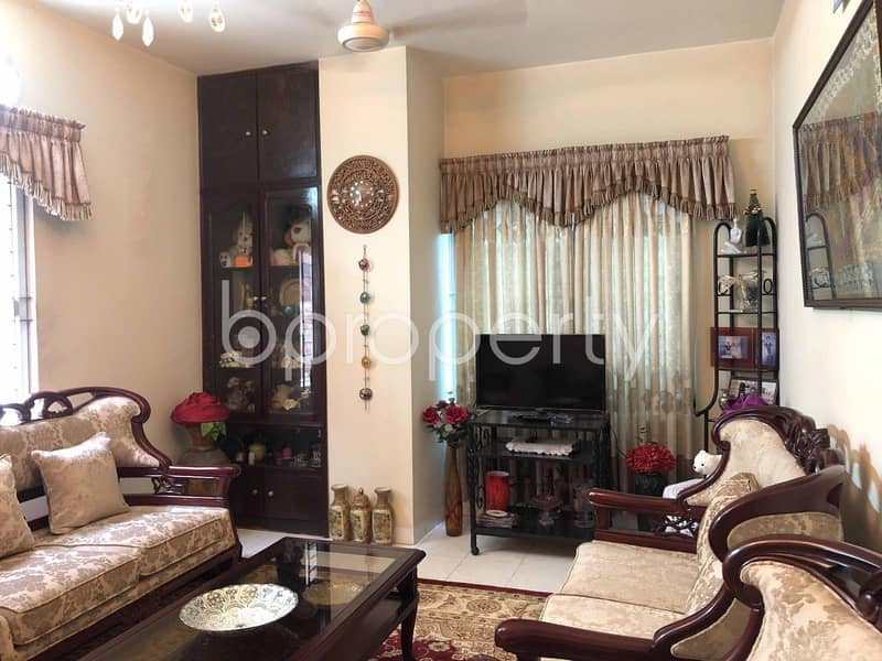 An Apartment Which Is Up For Sale At Uttara Near To 10 Number Sector Masjid