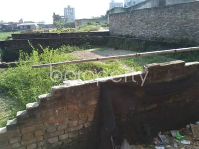 Plot for Sale in Badda, Dhaka - A Plot Is For Sale At Badda, Near Uttar Purba Badda Government Primary School