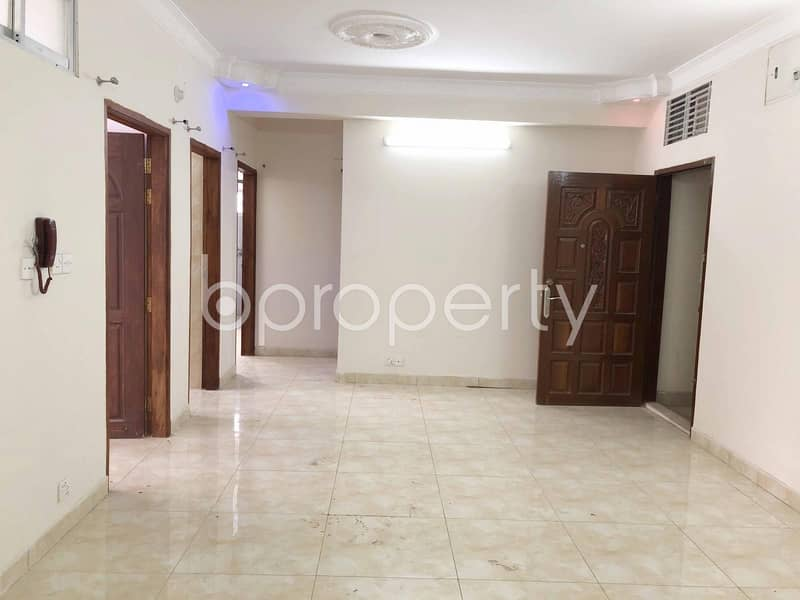 A Well Planned Apartment is now for Sale which is in Badda near to Badda High School