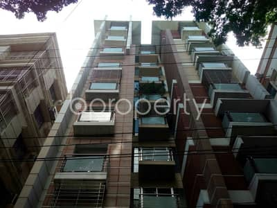 3 Bedroom Flat for Rent in Banani, Dhaka - Spaciously Designed And Strongly Structured This Apartment Is Now Vacant For Rent In Banani Near By Banani Bidyaniketan School & College.