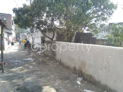 Plot for Sale in Badda, Dhaka - A Plot Up For Sale Is Located At Badda, Near To Apollo Hospitals Dhaka