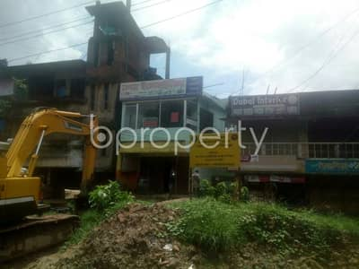 Office for Rent in 4 No Chandgaon Ward, Chattogram - See This 400 Sq Ft Commercial Space Up For Rent In Bahaddarhat