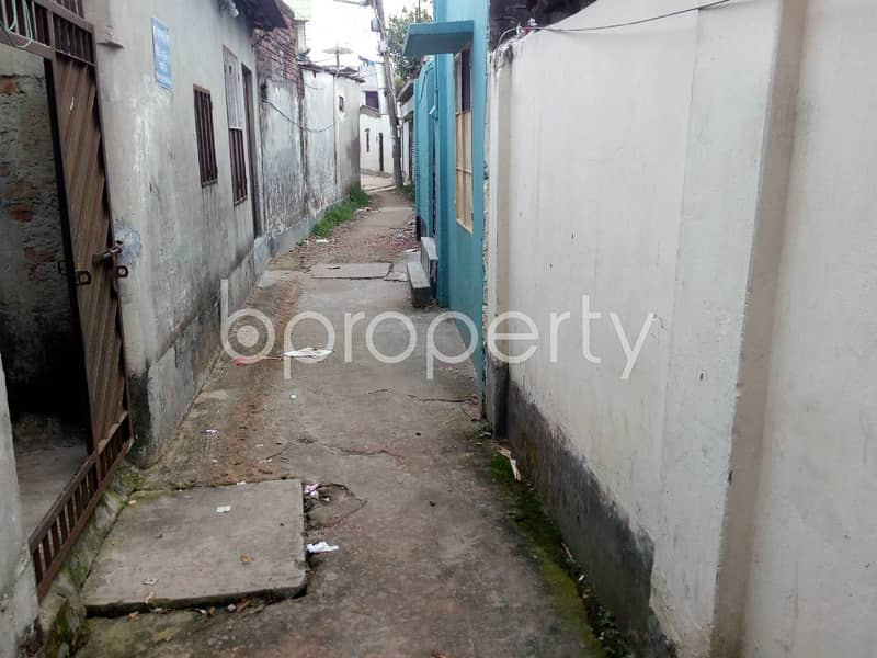 Residential Plot Is Available For Sale In Turag Nearby Turag Police Station