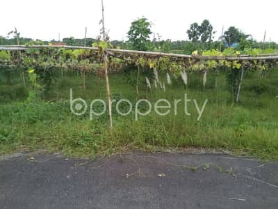 Plot for Sale in Purbachal, Dhaka - In The Location Of Purbachal, A Plot Is For Sale Near Rafiqul Islam Ratul Market