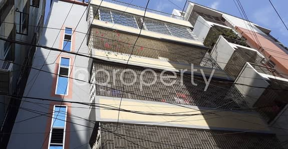1 Bedroom Flat for Rent in Kalabagan, Dhaka - In A Mind-blowing Location Of Kalabagan 1st Lane, 550 Sq Ft An Apartment Is Up For Rent