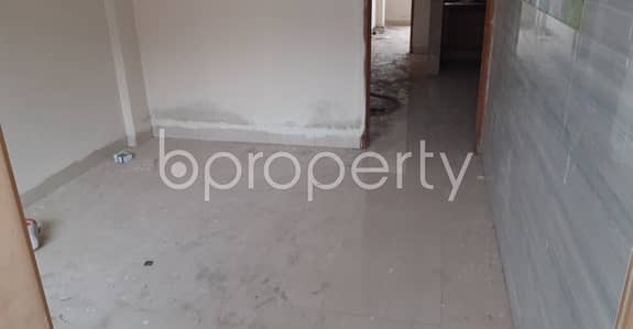 বিক্রয়ের জন্য BAYUT_ONLYএর ফ্ল্যাট - মিরপুর, ঢাকা - Ready flat 600 SQ FT is now for Sale in Rupnagar R/A