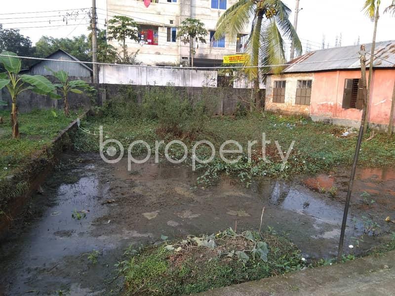 Residential Plot Is Available For Sale In Dakshin Khan Nearby Dobadiya Molla Bari Jame Mosjid