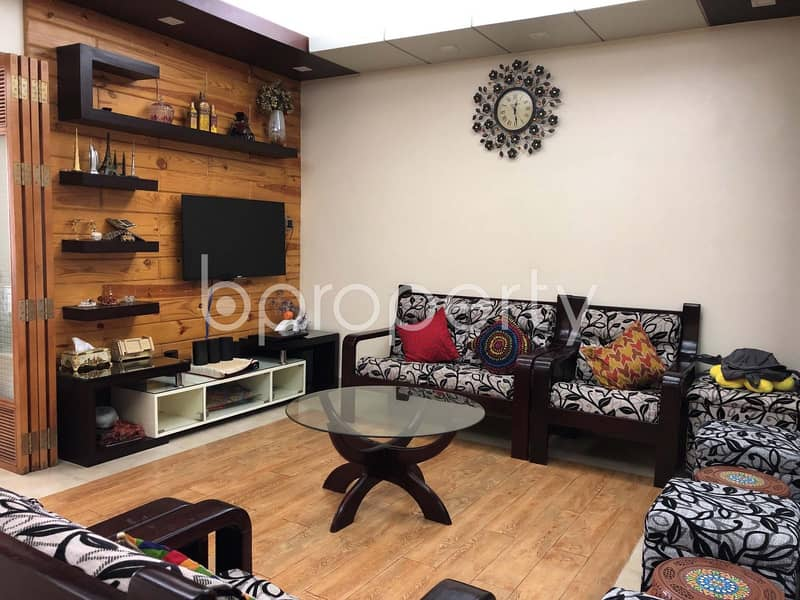 A Well Spacious 1555 Sq Ft Residential Flat Is For Sale At Bayazid Nearby East Delta University