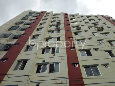 2 Bedroom Apartment for Rent in Rampura, Dhaka - An Attractive Apartment Is Up For Rent Covering An Area Of 900 Sq Ft At East Rampura