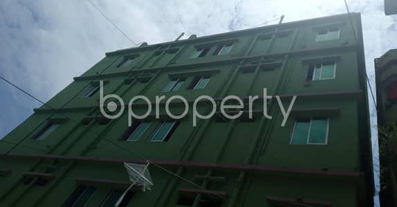 1 Bedroom Flat for Rent in Patenga, Chattogram - Plan To Move In This 480 Sq Ft Flat Which Is Up To Rent In Netar Goli, Khejur Tola