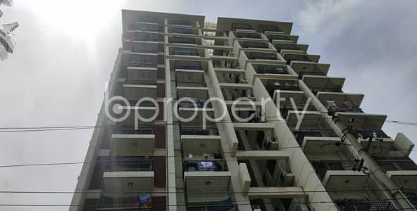 3 Bedroom Apartment for Rent in Dhanmondi, Dhaka - A Reasonable 1960 Sq. Ft And 3 Bedroom Flat Is Available For Rent In Dhanmondi Near To Sunnydale.