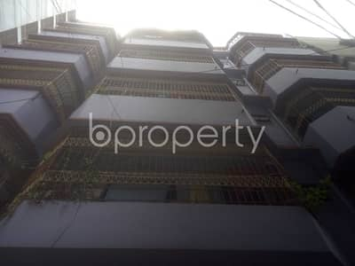 3 Bedroom Flat for Rent in Mirpur, Dhaka - A Ready 1000 Sq. ft Apartment For Rent In West Shewrapara Near Baitush Shaqur Jame Mosjid.