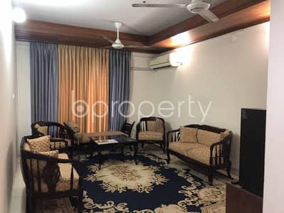 Impressive Furnished Flat Is Up For Rent In Banani Near Banani B. t. c. l Jame Mosjid