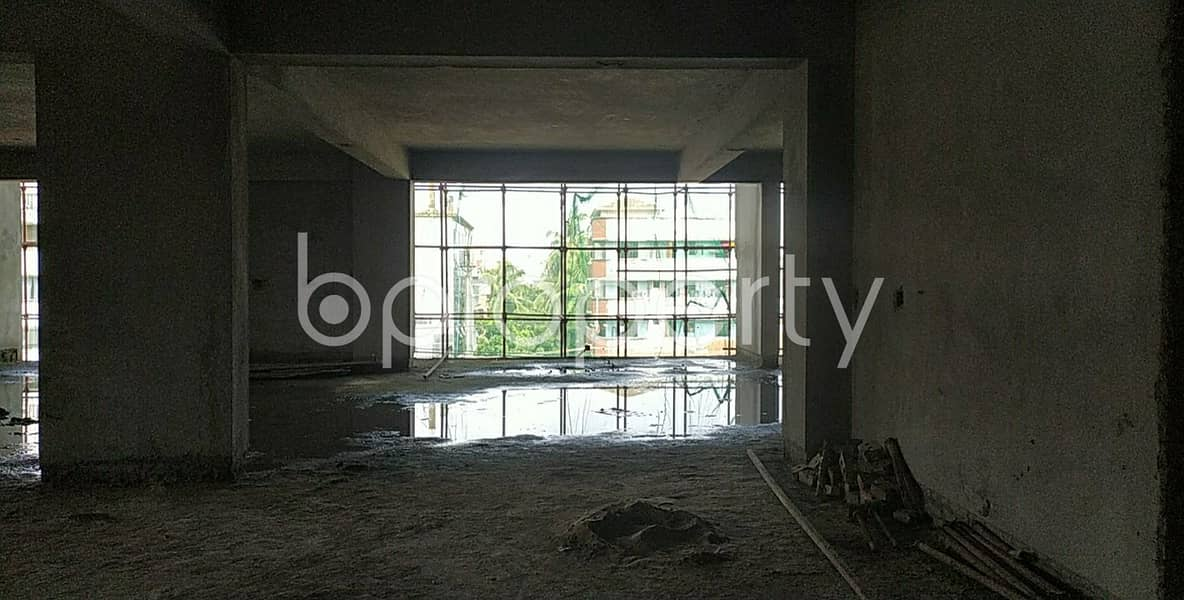A Moderate 1500 Sq Ft Flat Is Available For Sale At Halishahar Housing Estate