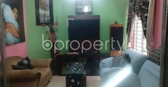 বিক্রয়ের জন্য BAYUT_ONLYএর ফ্ল্যাট - খুলশী, চিটাগাং - Visit This Apartment Of 1100 Sq. ft For Sale In Khulshi Green Housing Society .