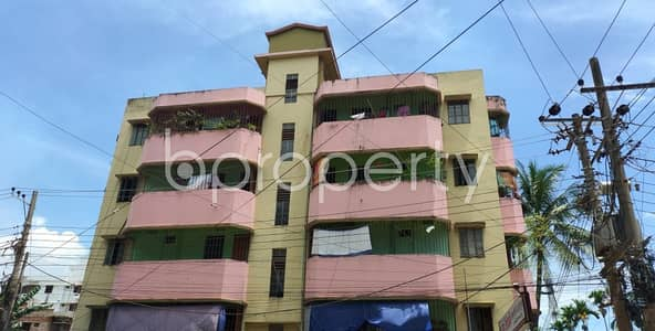 2 Bedroom Flat for Rent in Double Mooring, Chattogram - Offering you 790 SQ FT flat to Rent in Double Mooring
