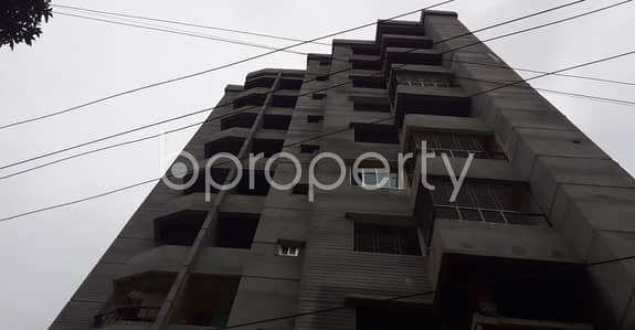 3 Bedroom Apartment for Sale in Gazipur Sadar Upazila, Gazipur - Beautiful And Well-constructed 1285 Sq Ft Flat Is Ready To Sale At Joydebpur