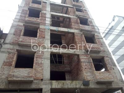 3 Bedroom Flat for Sale in Bashundhara R-A, Dhaka - An Adequate 3 Bedroom Apartment Is Up For Sale In The Location Of Bashundhara R-A Near The Aga Khan School.