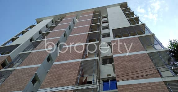 3 Bedroom Apartment for Sale in Muradpur, Chattogram - Grab This 1500 Sq Ft Flat Up For Sale In Nasirabad Housing Society
