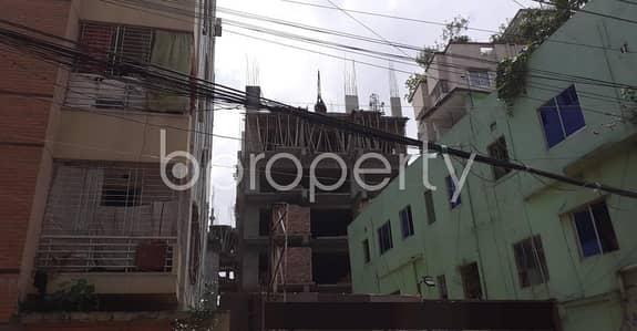 বিক্রয়ের জন্য BAYUT_ONLYএর ফ্ল্যাট - ধানমন্ডি, ঢাকা - At Dhanmondi, 1160 Sq Ft Nice Flat Up For Sale Near Sher-e-bangla Road Jame Mosjid