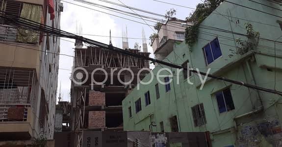 বিক্রয়ের জন্য BAYUT_ONLYএর অ্যাপার্টমেন্ট - ধানমন্ডি, ঢাকা - A Convenient 1110 Sq Ft Residential Flat Is Prepared To Be Sold At Dhanmondi Near Sonali Bank Limited