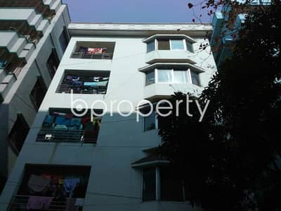 2 Bedroom Flat for Rent in Uttara, Dhaka - Very Well Designed 800 Sq Ft Residential Flat Is There For Rent At Uttara