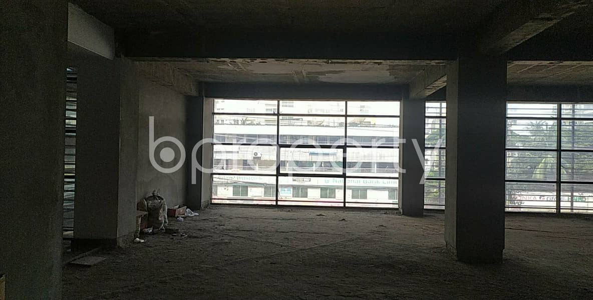 Check This Fine Looking Office Of 4500 Sq Ft Offered For Rent At Halishahar Housing Estate