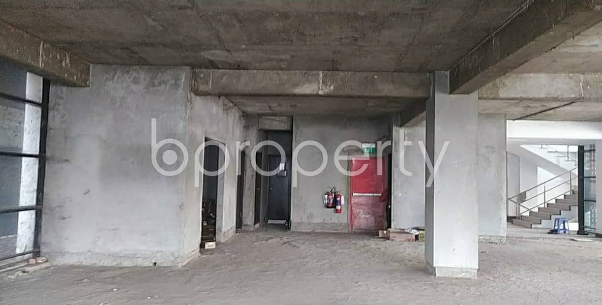 A Perfect Office Of 4500 Sq Ft Is Available For Rent At Halishahar Housing Estate