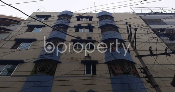 2 Bedroom Flat for Rent in Mohammadpur, Dhaka - A well-constructed 800 SQ FT flat is ready to Rent in Mohammadpur
