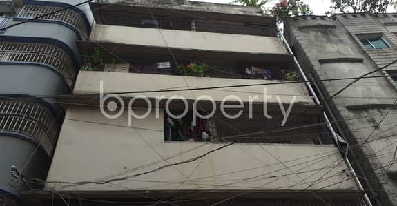 2 Bedroom Apartment for Rent in Dhanmondi, Dhaka - 900 Sq. ft Moderate Apartment Is For Rent In Jigatola Road.
