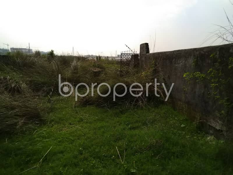 Plot for Sale in Turag close to DBBL ATM