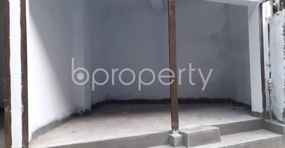 Shop for Rent in Ibrahimpur, Dhaka - This 150 Sq Ft Shop Is Now Vacant To Rent In North Ibrahimpur