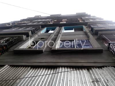 2 Bedroom Flat for Rent in Nadda, Dhaka - Well Organised Flat Of 1100 Sq Ft Is Vacant For Rent In Nadda