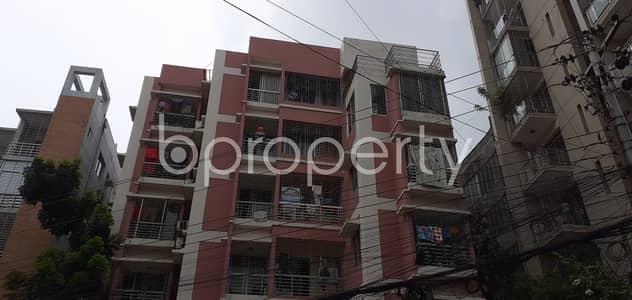 ভাড়ার জন্য BAYUT_ONLYএর ফ্ল্যাট - উত্তরা, ঢাকা - A Finely Built 1400 Sq Ft Apartment Is Up For Rent In Uttara, Nearby Uttara University Station
